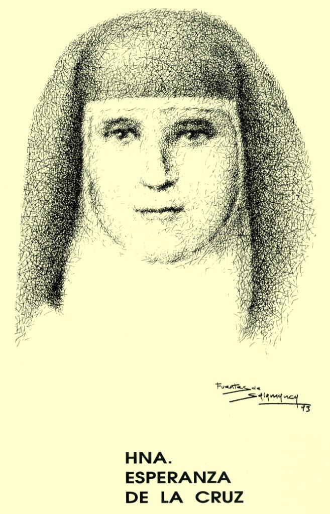 Teresa Subirá Sanjaume (hermana Esperanza de la Cruz), carmelita misionera de 61 años (nació en 1875 en Ventolá, Girona), fue asesinada el 31 de julio de ... - Hna_Esperanza