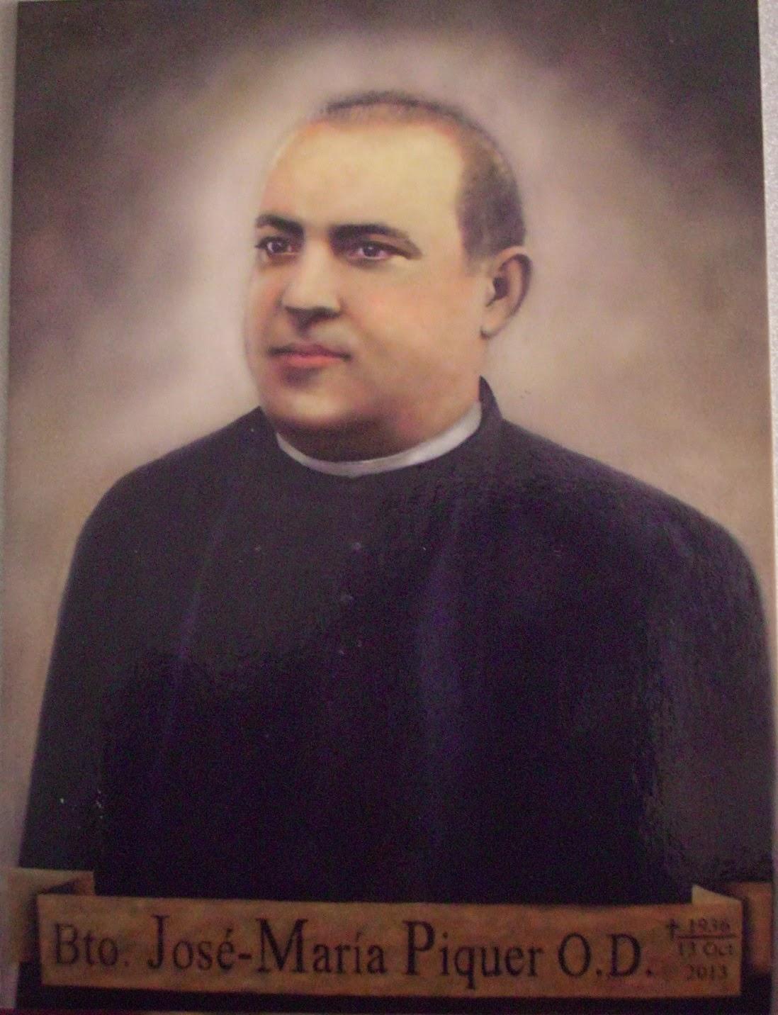 El padre José Piquer